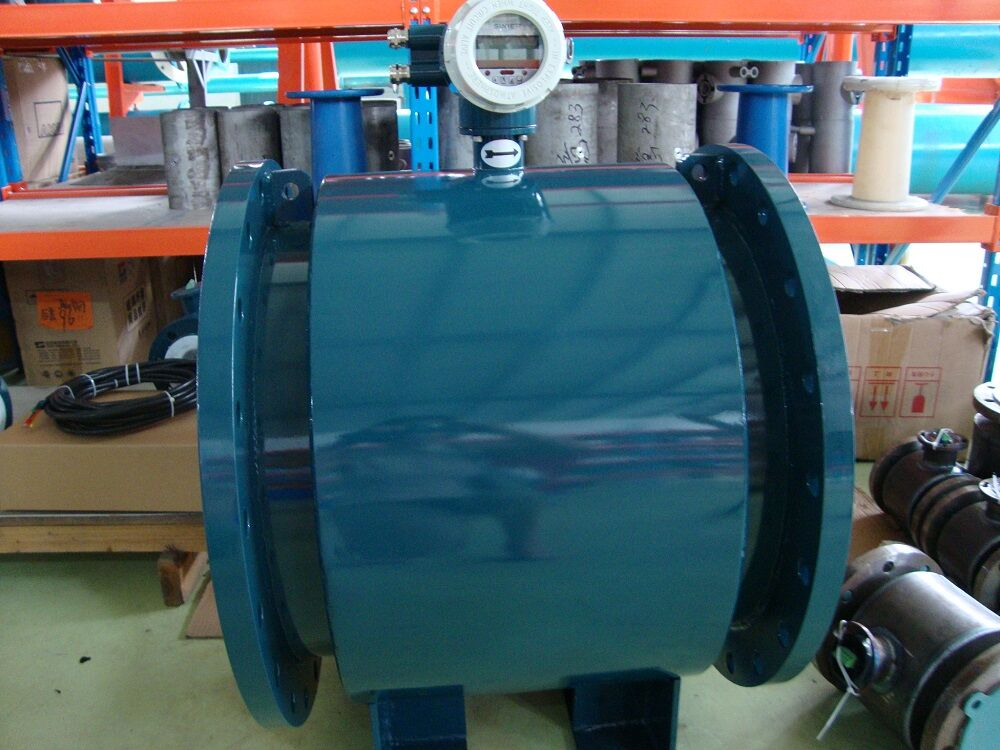 electromagnetic type flow meter