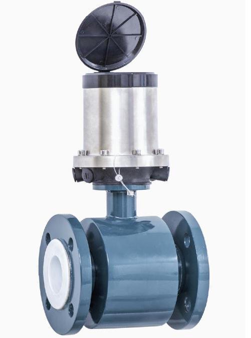 SHD Series Battery Powered Electromagnetic Flow Meter