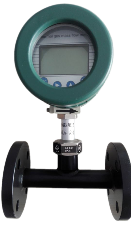 high accuracy mass flow meter-thermal mass flow meter